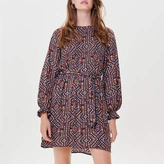 a24b918c3c56 Only Print Dresses Long Sleeve - ShopStyle UK