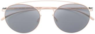 Mykita x maison margiela round framed sunglasses
