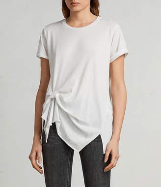 AllSaints Riviera Devo T-Shirt