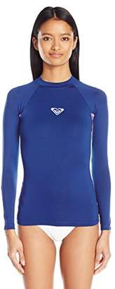 Roxy Junior's Xy Long Sleeve Rash Guard