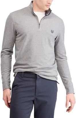Chaps Men's Regular-Fit Quarter-Zip Pullover