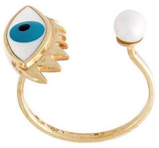 Delfina Delettrez Eye piercing リング