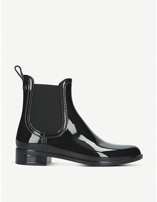Aldo Brilasen rubber Chelsea boots