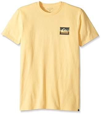 Quiksilver Men's Box Spray Tee T-Shirt