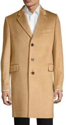 Paul Smith Tailored Cashmere Overcoat