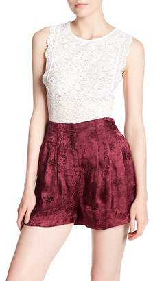 Free People Sure Thang Lace Tank