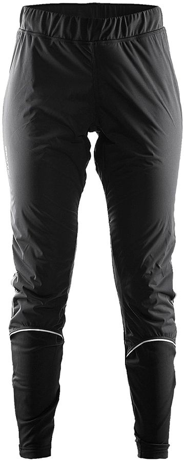 Craft Black Defense Wind Tights - Women