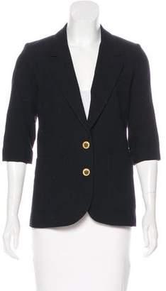Smythe Wool Structured Blazer