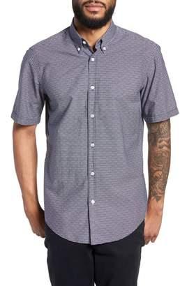 BOSS Lodi Slim Fit Stripe Sport Shirt