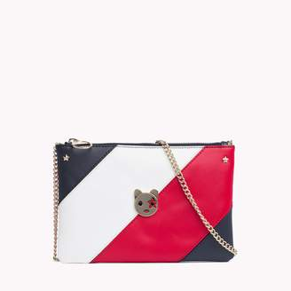 Tommy Hilfiger Leather Mascot Pouch