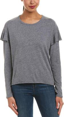 Nation Ltd. Petra Ruffle T-Shirt