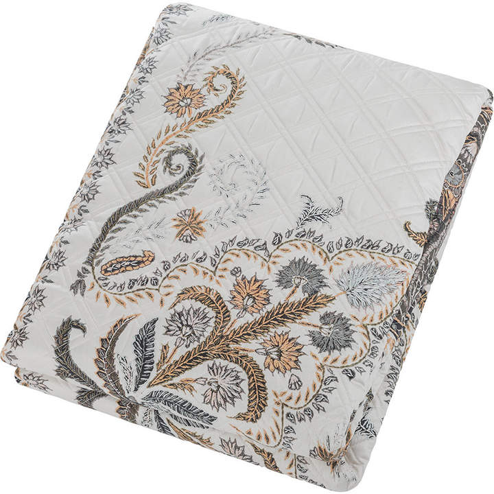 Carrie Quilted Bedspread - Beige
