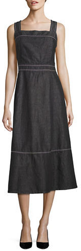 Max Mara Weekend Max Mara Agata Denim Midi Dress