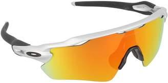 Oakley Men's Radar OO9208-01 Shield Sunglasses, Matte Black