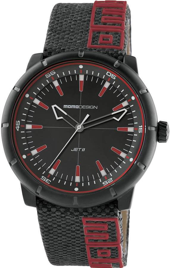 MOMO Design MOMODESIGN JET II Men's watches MD8287BK-23