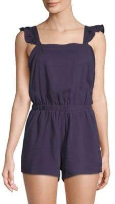 Lucca Couture Khloe Sleeveless Romper