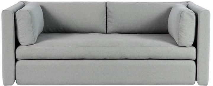 Hay - Hackney Sofa, 2-Sitzer, hellGrau (Remix 123) (EU)