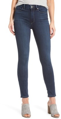 Women's Paige Hoxton High Waist Ankle Skinny Jeans $189 thestylecure.com