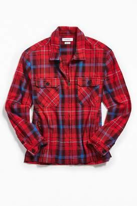 Urban Outfitters Big Twill Plaid Shirt