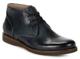 John Varvatos Brooklyn Leather Chukka Boots $228 thestylecure.com