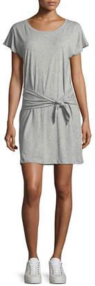Joie Alyra Self-Tie Mini Dress