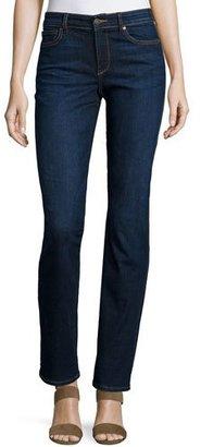 CJ by Cookie Johnson Faith Straight-Leg Jeans, La Belle $170 thestylecure.com