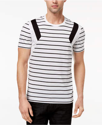 INC International Concepts I.n.c. Men's Striped T-Shirt, Created for Macy's