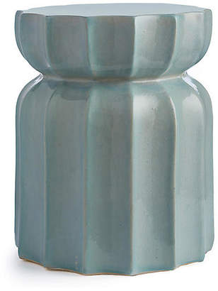 Napa Home Dorian Garden Stool - Light Blue