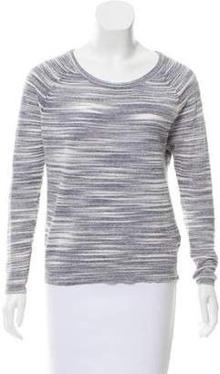 Soft Joie Striped Long Sleeve Sweater
