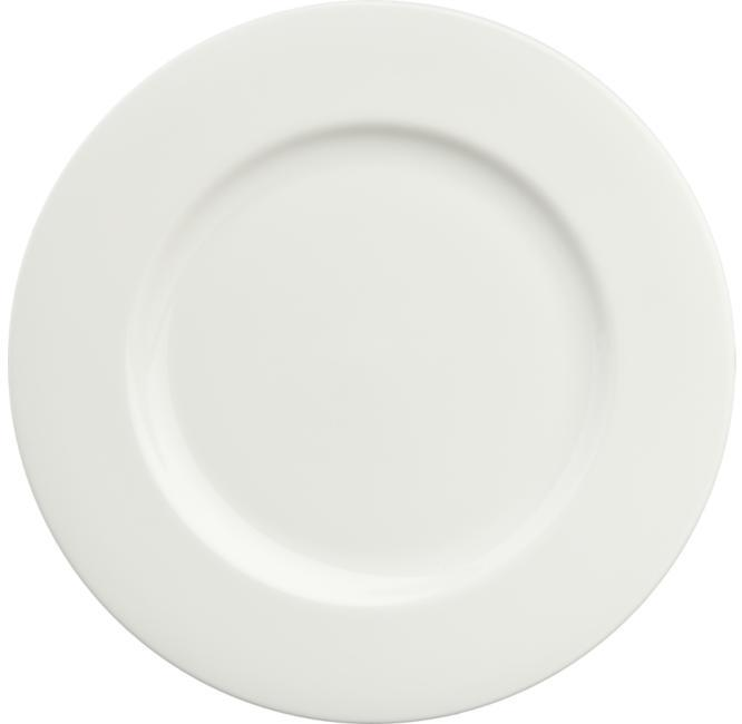 Fine China Buffet Plate