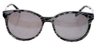 Prism Tinted Printed Sunglasses