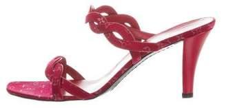 Louis Vuitton Monogram Slide Sandals