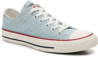 Converse Chuck Taylor All Star Perforated Ox Sneaker - Women's