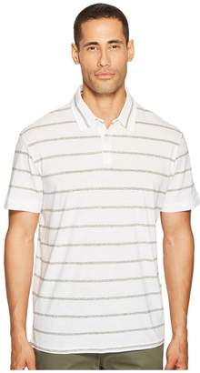 Jack Spade Stripe Jersey Polo Men's Clothing