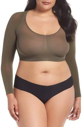 Spanx R) Arm Tights(TM) Crop Top