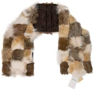 MICHAEL Michael Kors Multicolor Fur Stole