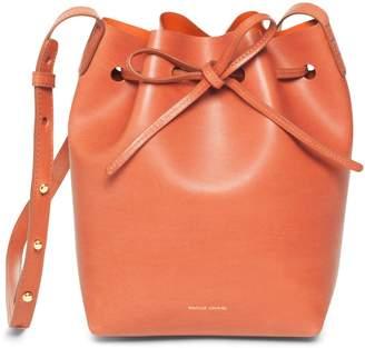 Mansur Gavriel Brandy Mini Bucket Bag