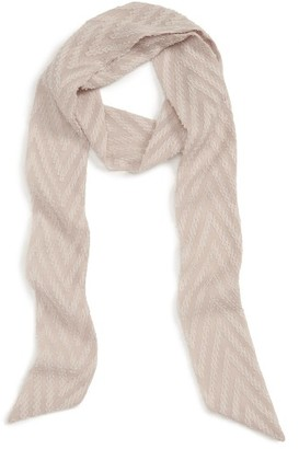 Women's Vanessa Mooney The Lila Scarf $45 thestylecure.com