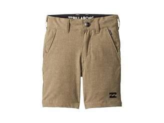 Billabong Kids Crossfire X Shorts (Toddler/Little Kids)