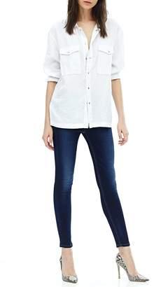 Hudson Jeans Barbara Ankle Skinny-Recruit