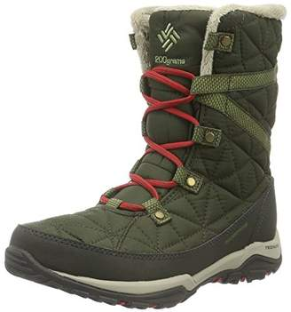 Columbia Women Loveland Mid Omni-Heat Waterproof Snow Boots,36 EU