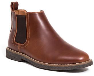 Deer Stags Kid Zane Memory Foam Dress Comfort Chelsea Boot (Big Kid/Little Kid)