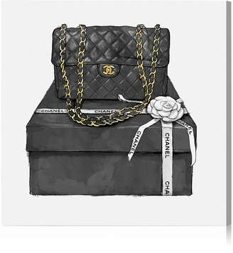 Oliver Gal Boxed Beauty Wall Art, 20 x 20