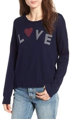 Sundry Love Wool & Cashmere Sweater