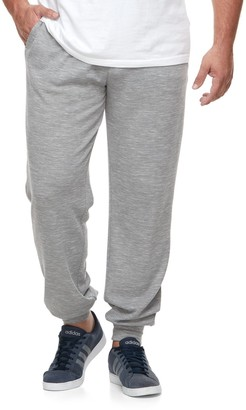 Big & Tall Residence Static Thermal Knit Athleisure Pants