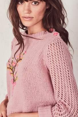 LoveShackFancy Rosie Sweater