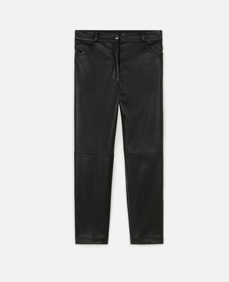 Stella McCartney Black SKIN FREE SKIN Pants, Women's