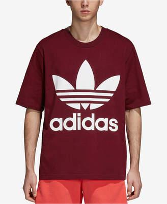 adidas Men's Originals Adicolor Oversized Treifoil T-Shirt