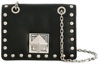 Sonia Rykiel studded mini flap bag