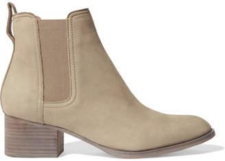 Rag & Bone Walker Nubuck Chelsea Boots - Light gray